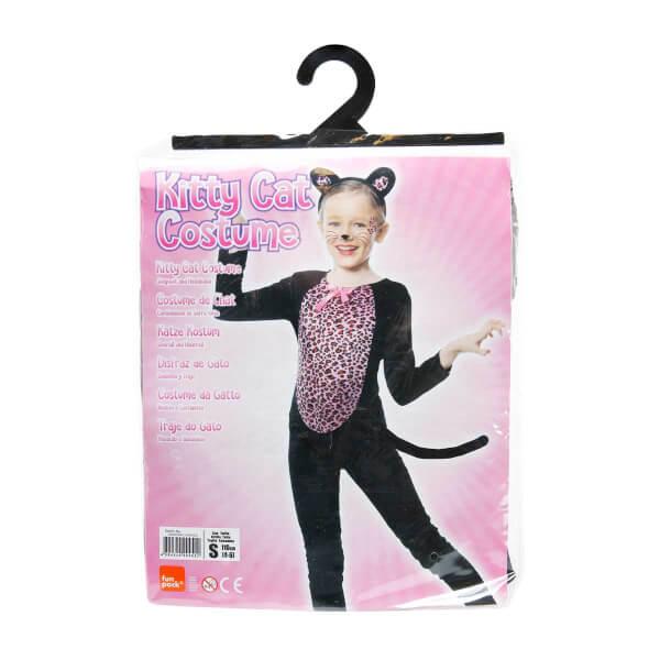 Kedi Kız Kostüm S Beden