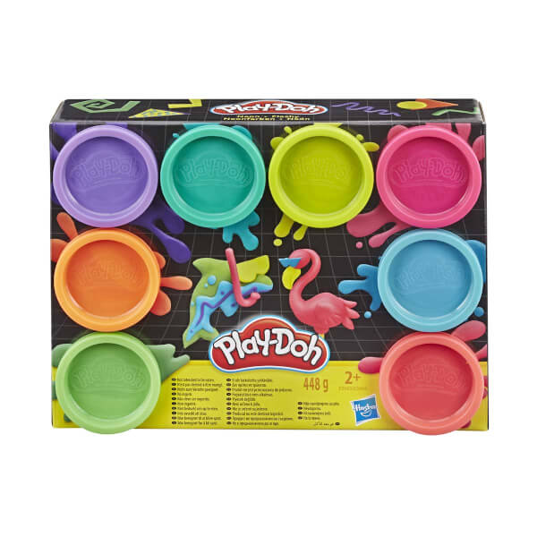 Play Doh 8'li Oyun Hamuru E5044