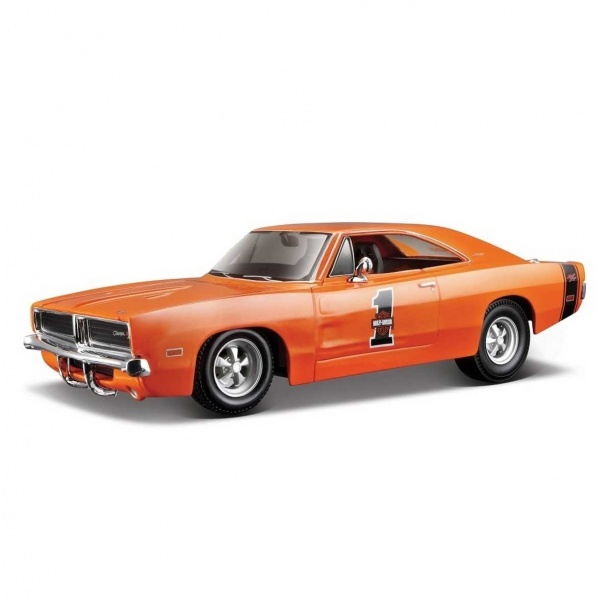 1:25 Maisto Dodge Charger Model Araba